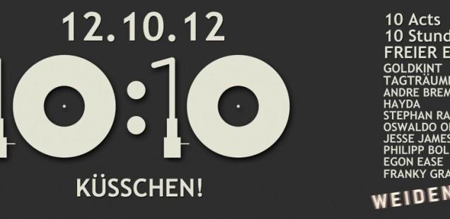 12.10.2012 Weidendamm - Hannover - Germany