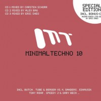 Compilation - Minimal Techno Vol.10