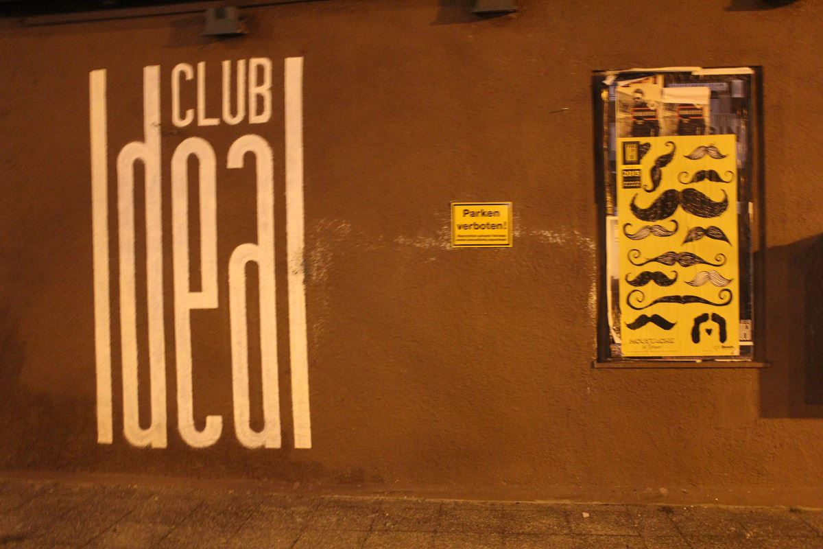 06.04.2013 Ideal Club - Augsburg