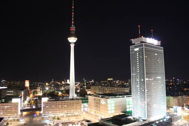 09.07.2013 Weekend Club - Berlin