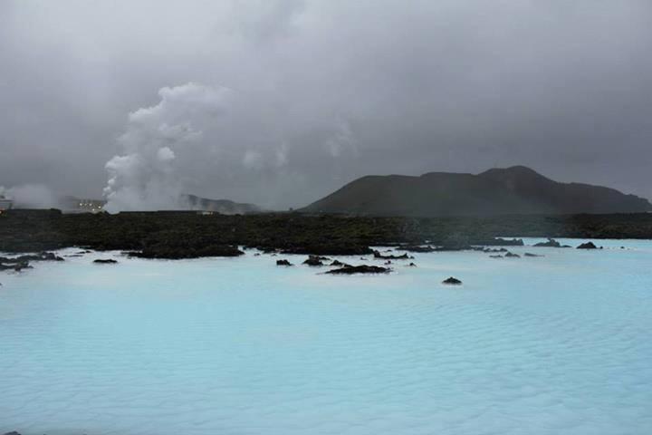22.08.2013 Blue Lagoon - Iceland