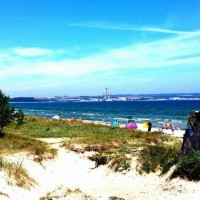 19.07.2014 Tag Am Meer - Beach Prora - Germany