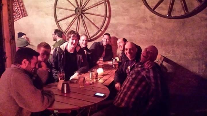 15.03.2014 Verkstedet Bar - Oslo - Norway