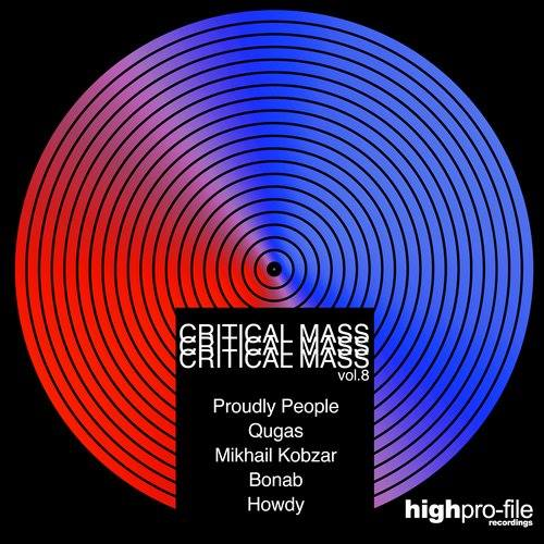 Critical mass Vol. 8