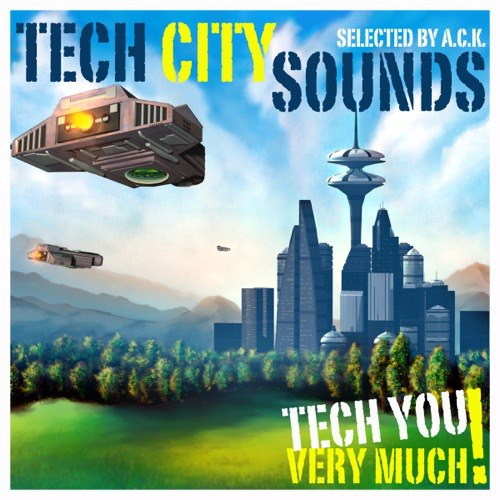 Tech City Sounds